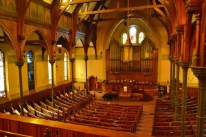 First Churches Sanctuary