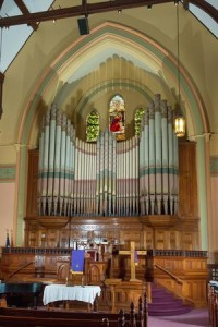First Churches Organ