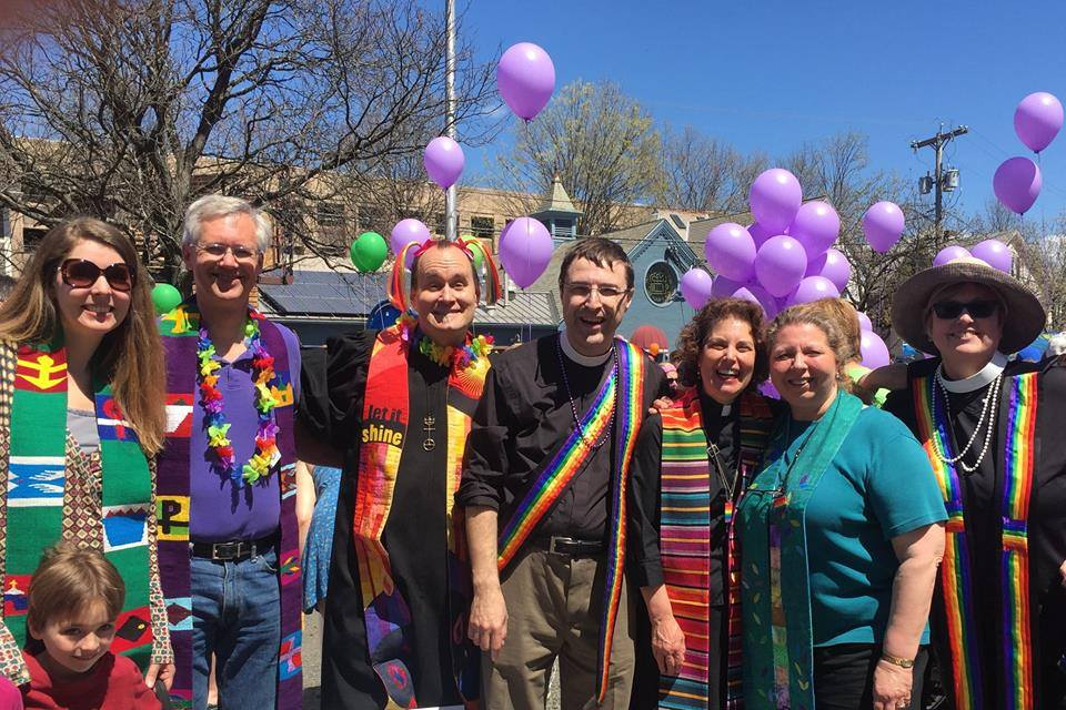 NOHO PRIDE MARCH - First Churches of Northampton, MA