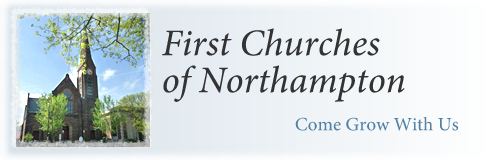 First Churches of Northampton, MA Retina Logo