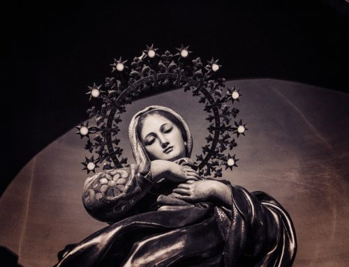 Sermon:  Let's Put Mary Back Into Christmas