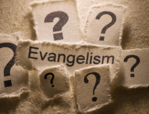 The Role of Evangelism and the Progressive Church