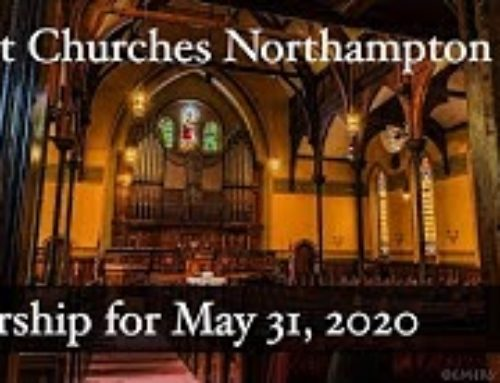 Worship for May 31, 2020