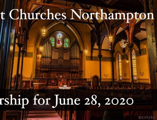Worship for June 28