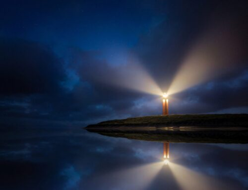 A Lighthouse to Guide Us Home